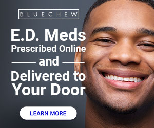 Erectile dysfunction meds Bluechew presribed online